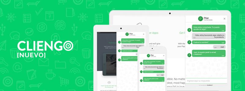 Chatbot Cliengo Nuevo