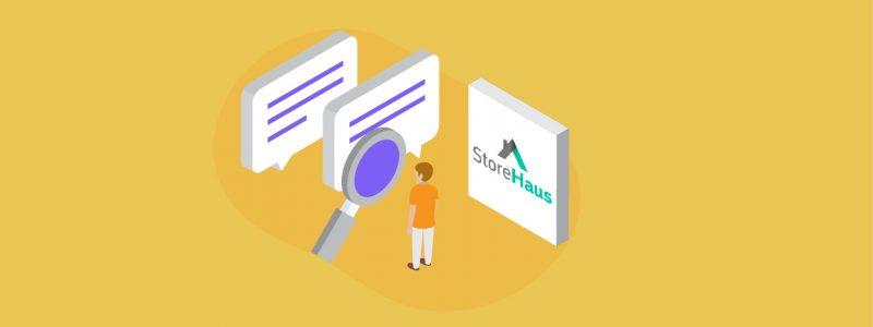 storehaus cliente chatbot caso de cliente
