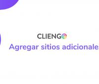 Cliengo video tutorial como agregar sitios adicionales