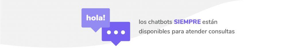 Consumidor Instantaneo Chatbots solución Servicios de mensajeria instantanea whatsapp