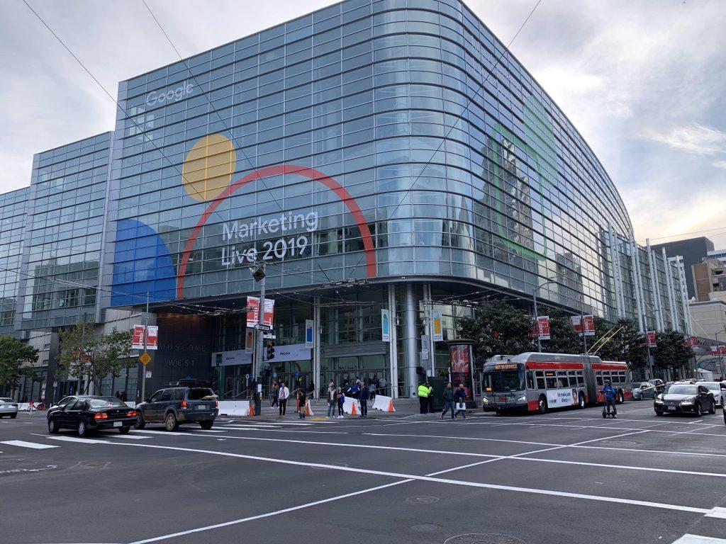Google Marketing Live en San Francisco