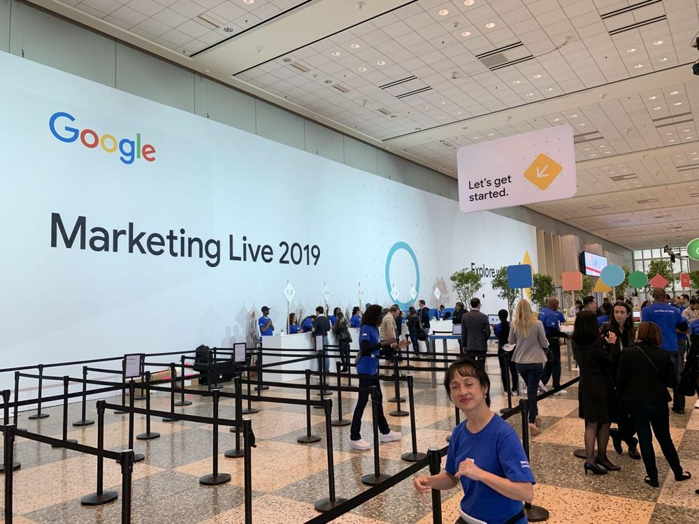 Google Marketing Live 1