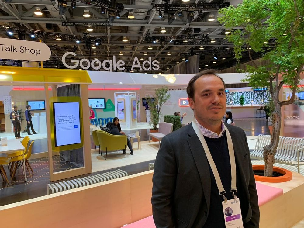 Google Marketing Live 3 Joaquin Viramonte Leadaki