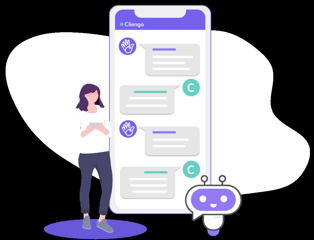 Chatbot para empresas Cliengo