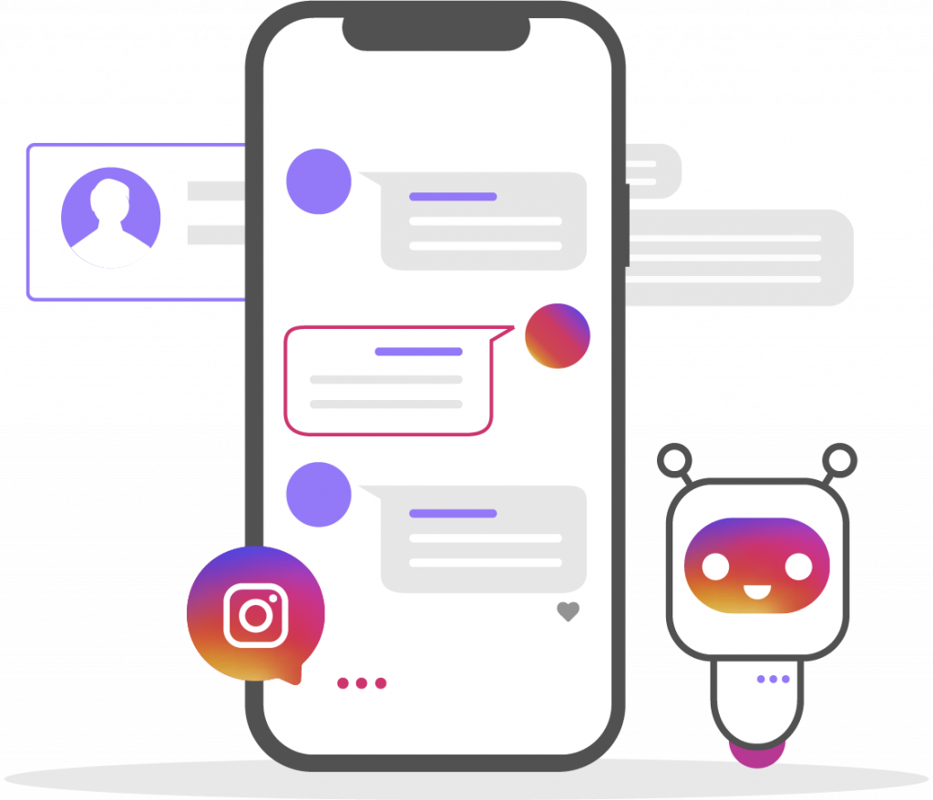 Chatbot Instagram de Cliengo
